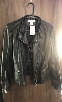 H&M Leather Jacket Maryland, 12116