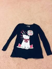 Girls long sleeve shirts size 6x (4 shirts) Springfield, 22150