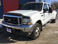 2003 Ford Super Duty F-350 GUARANTEED CREDIT APPROVAL Des Moines