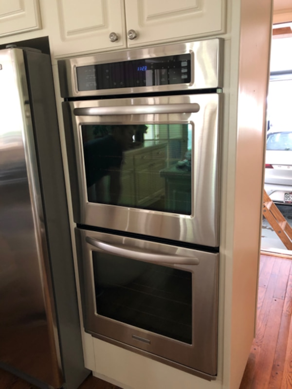 KitchenAid Convection Double Oven built-in, Stainless Steel