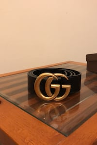 Belt Gucci  Black Great condition  105cm