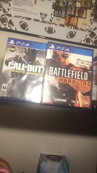 PS4 Call of Duty game case Alexandria, 22310