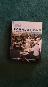 Foundations of restaurant management and culinary arts Loveland, 80538