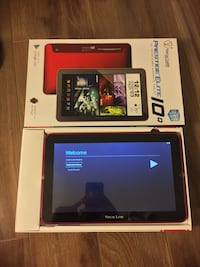 10 inch red brand new 16gb