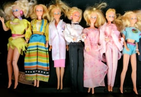 Miscellaneous Barbies