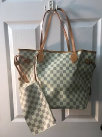 LV neverfull bag Frederick