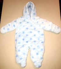 "LIKE NEW - BABIES ""R"" US, 6 Month, Winter / Bunting Suit w/ Hood Lincoln, 68516"