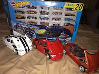 Hot wheels collectables car pack (with turbo hauler) Ajax, L1T 3P7