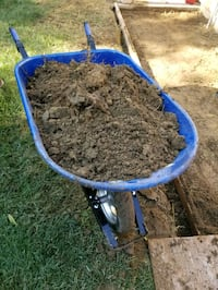 Clean dirt. Top soil from yard. Local delivery only. Turlock, 95380