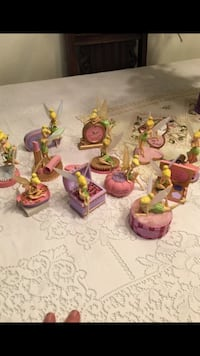 Tinker bell figurines