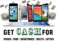 Top $$$ for iPhones! NEW-USED-BROKEN Centreville, 20120