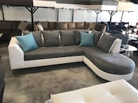 Sectional Sofa with Round Chaise  Miami, 33144