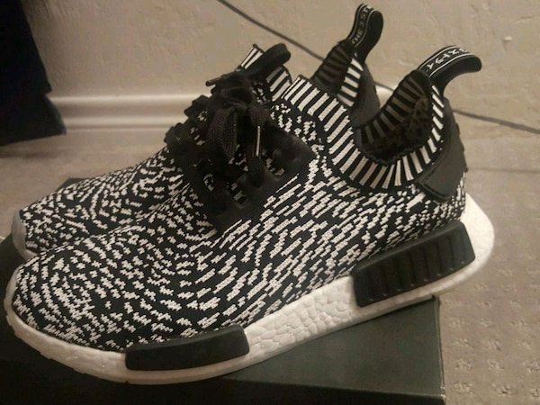 4404762447bf8 Used Addidas Zebra NMD for sale in Irving - letgo