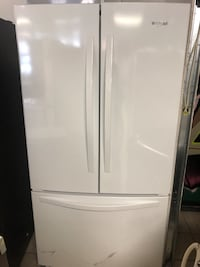 "Brand New 36"" Whirlpool 25 Cu Ft French Door Refrigerator (Open Box) Elkridge, 21075"