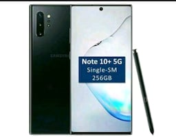 Brand New T-Mobile Samsung Galaxy Note 10 + 256GB