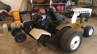 Old Sears tractor with tiller in excellent shape Thornville, 43076