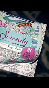 Fun, stress relieving coloring book! :) Chino Hills, 91709