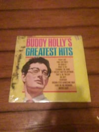 Buddy Holly record Midwest City, 73130