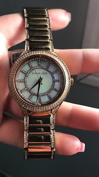 Rose Gold Micheal Kors Watch Edmonton, T6H 1L2