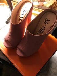 New: Cute Pink High Heels Alexandria, 22306
