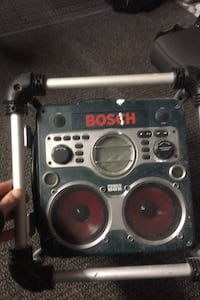 Bosch radio and more