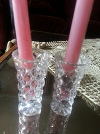 Crystal Candle Holders Markham, L3P 1R1