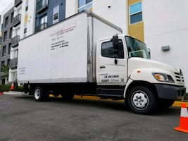 Local movers, movers +Truck