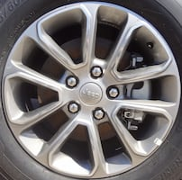 2015 Jeep Grand Cherokee rims