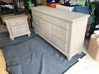 Dresser and night stand   Leander, 78641