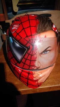 Bell custom painted helmet  Clinton, 20735