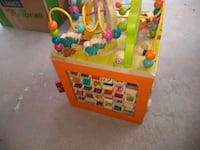 toddler's multicolored activity cube Scottsdale, 85257