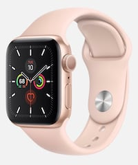 Apple Watch Series 5 GPS 40mm MODEL MWV72VC/A BRAND NEW