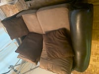 Single Couch and loveseat Toronto, M9A 0E1