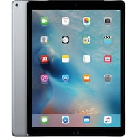 "BRAND NEW IPAD PRO 12.9"" 2 GEN 64GB 2 GEN WIFI, LTE SIM CARD black ORIGINAL BOX ORIGINAL CHARGER OPEN BOX Montréal"