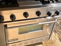 "Viking Commercial Stove 36"" with Griddle Fair Oaks Ranch, 78015"