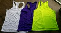 two purple and yellow tank tops Volo, 60073