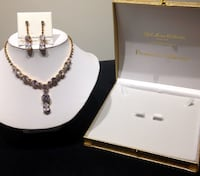 Absolutely Stunning Fifth Avenue Collection Jewelry Set! Edmonton, T5T 1M2