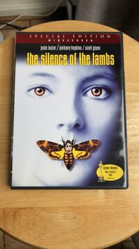 The Silence of the Lambs DVD Movie Laurel