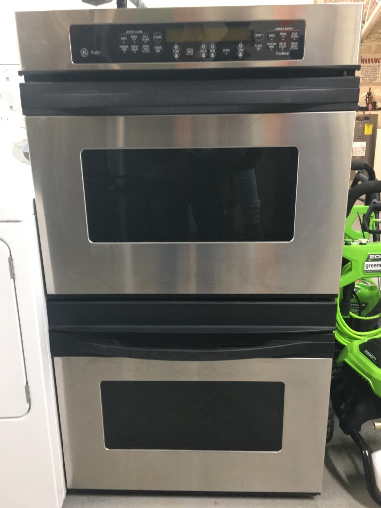 Photo DOUBLE OVEN (GE PROFILE)