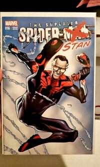 Superior Spiderman #16 Fan Expo variant Toronto, M5B 2M2