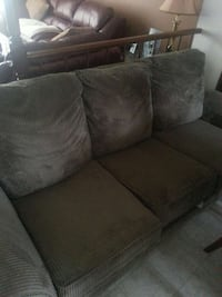 Light brown couch