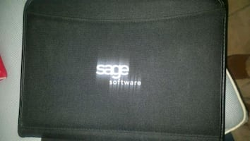Sage software binder