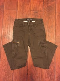 Army Green Cargo pants Mississauga, L5G 2P2