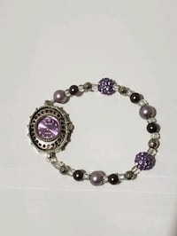 Brand new blingy purple watch on stretch band McKinney, 75069