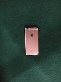iPhone 6s rose gold SEATTLE