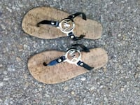 pair of Real Michael Kors sa.dles.size 6 Knoxville, 37917