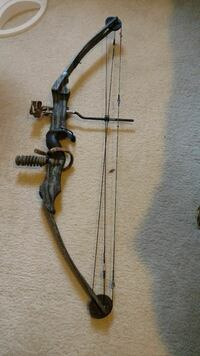 black compound bow Cross Junction, 22625