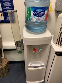 Hot and cold water machine Edmonton, T6N 1B4