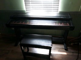 Digital Piano-(Lowrey 250R)