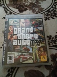 Mallette de jeu Grand Theft Auto IV PS3 Gennevilliers, 92230